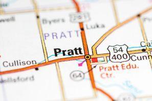 Autókölcsönzés Amerikai Egyesült Államok, Pratt, KS