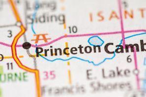 Autókölcsönzés Amerikai Egyesült Államok, Princeton, MN