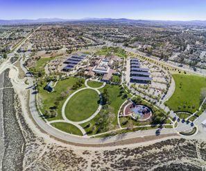 Autókölcsönzés Amerikai Egyesült Államok, Rancho Cucamonga