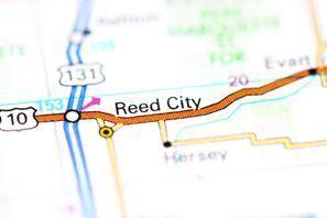 Autókölcsönzés Amerikai Egyesült Államok, Reed City, MI
