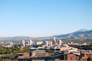 Autókölcsönzés Amerikai Egyesült Államok, Reno