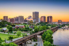 Autókölcsönzés Amerikai Egyesült Államok, Richmond, VA