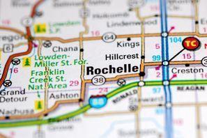 Autókölcsönzés Amerikai Egyesült Államok, Rochelle, IL