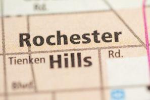 Autókölcsönzés Amerikai Egyesült Államok, Rochester Hills, MI
