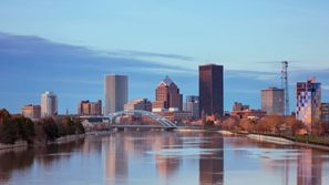 Autókölcsönzés Amerikai Egyesült Államok, Rochester