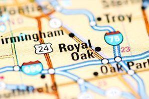 Autókölcsönzés Amerikai Egyesült Államok, Royal Oak, MI