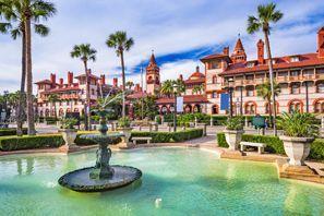 Autókölcsönzés Amerikai Egyesült Államok, Saint Augustine Florida