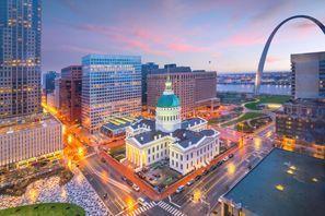 Autókölcsönzés Amerikai Egyesült Államok, Saint Louis, MO