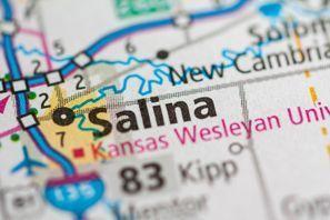 Autókölcsönzés Amerikai Egyesült Államok, Salina, KS