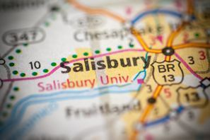 Autókölcsönzés Amerikai Egyesült Államok, Salisbury, MD