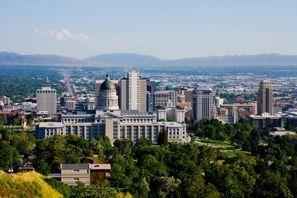 Autókölcsönzés Amerikai Egyesült Államok, Salt Lake City, UT
