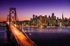 Autókölcsönzés Amerikai Egyesült Államok, San Francisco
