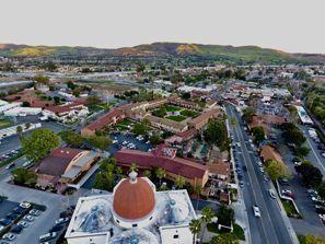 Autókölcsönzés Amerikai Egyesült Államok, San Juan Capistrano