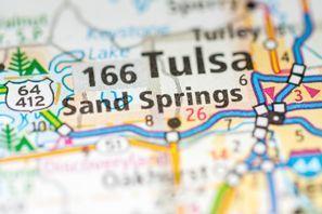 Autókölcsönzés Amerikai Egyesült Államok, Sand Springs, OK