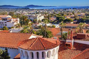 Autókölcsönzés Amerikai Egyesült Államok, Santa Barbara