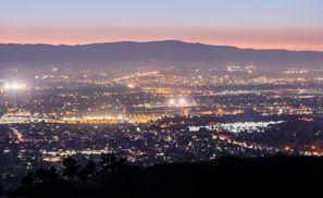 Autókölcsönzés Amerikai Egyesült Államok, Santa Clara