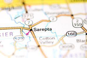 Autókölcsönzés Amerikai Egyesült Államok, Sarepta, LA