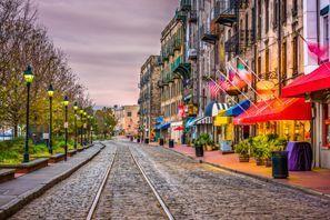 Autókölcsönzés Amerikai Egyesült Államok, Savannah, GA