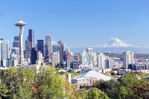 Autókölcsönzés Amerikai Egyesült Államok, Seattle, WA