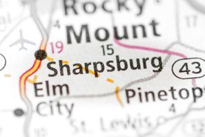 Autókölcsönzés Amerikai Egyesült Államok, Sharpsburg, GA