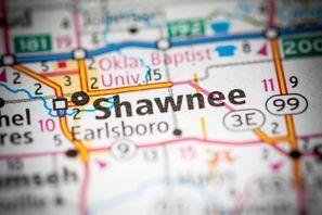 Autókölcsönzés Amerikai Egyesült Államok, Shawnee, OK