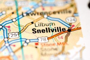 Autókölcsönzés Amerikai Egyesült Államok, Snellville, GA