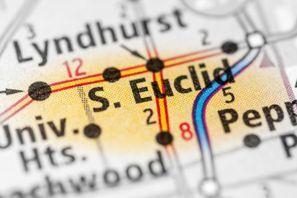 Autókölcsönzés Amerikai Egyesült Államok, South Euclid, OH