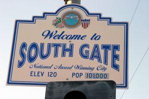 Autókölcsönzés Amerikai Egyesült Államok, South Gate