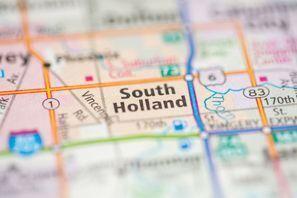 Autókölcsönzés Amerikai Egyesült Államok, South Holland, IL