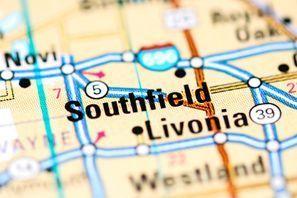 Autókölcsönzés Amerikai Egyesült Államok, Southfield, MI