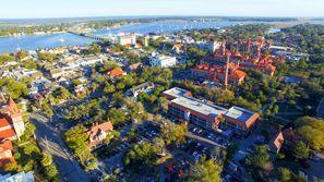 Autókölcsönzés Amerikai Egyesült Államok, St. Augustine