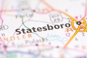 Autókölcsönzés Amerikai Egyesült Államok, Statesboro, GA