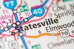 Autókölcsönzés Amerikai Egyesült Államok, Statesville, NC