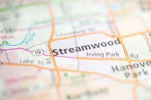 Autókölcsönzés Amerikai Egyesült Államok, Streamwood, IL