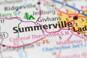 Autókölcsönzés Amerikai Egyesült Államok, Summerville, SC