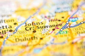 Autókölcsönzés Amerikai Egyesült Államok, Suwanee, GA