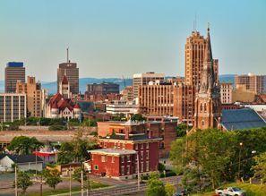 Autókölcsönzés Amerikai Egyesült Államok, Syracuse