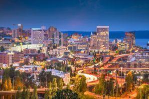 Autókölcsönzés Amerikai Egyesült Államok, Tacoma, WA