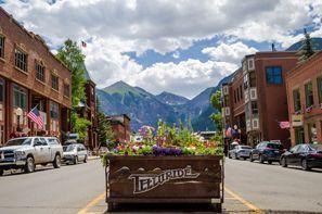Autókölcsönzés Amerikai Egyesült Államok, Telluride, CO