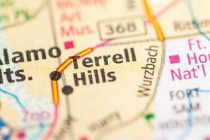 Autókölcsönzés Amerikai Egyesült Államok, Terrell, TX