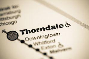Autókölcsönzés Amerikai Egyesült Államok, Thorndale, PA