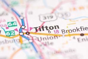 Autókölcsönzés Amerikai Egyesült Államok, Tifton, GA