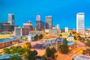 Autókölcsönzés Amerikai Egyesült Államok, Tulsa, OK