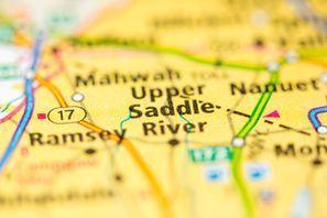 Autókölcsönzés Amerikai Egyesült Államok, Upper Saddle River, NJ