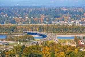 Autókölcsönzés Amerikai Egyesült Államok, Vancouver, WA