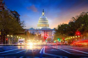 Autókölcsönzés Amerikai Egyesült Államok, Washington, DC