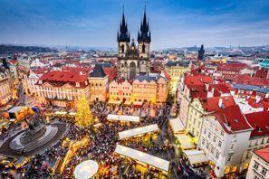 Autókölcsönzés Csehország, Prágában