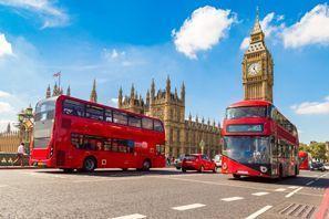 Autókölcsönzés Egyesült Királyság, Londonban