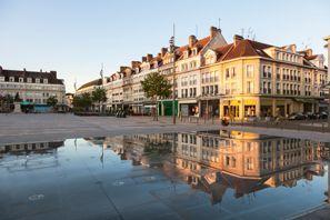 Autókölcsönzés Franciaország, Beauvaisban