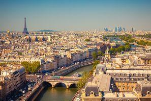 Autókölcsönzés Franciaország, Párizsban